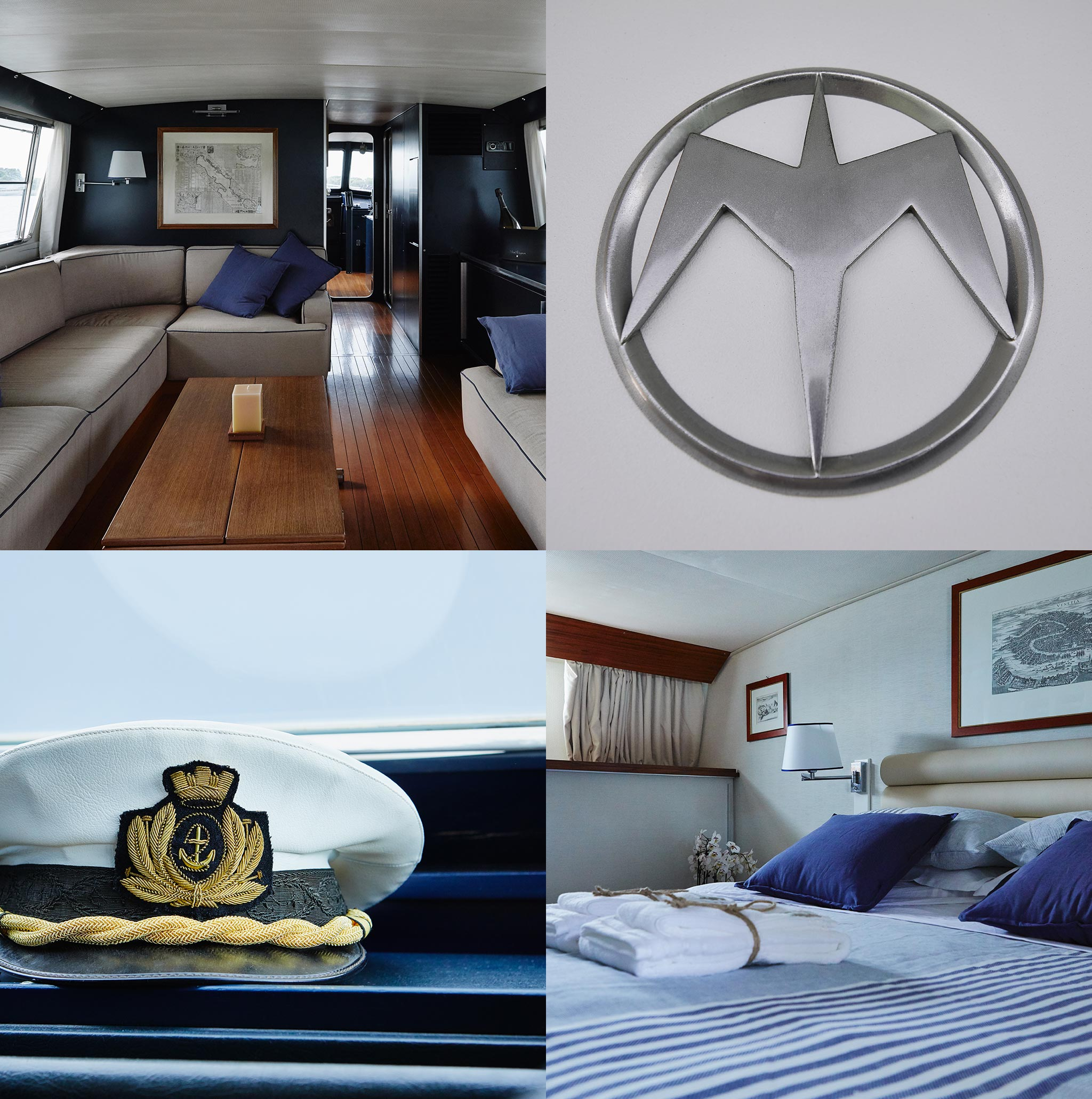 Baglietto Yacht Experience - Info tecniche